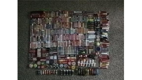 Largest Lip Balm Collection