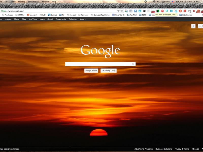 Most Google Chrome Tabs Open At Once