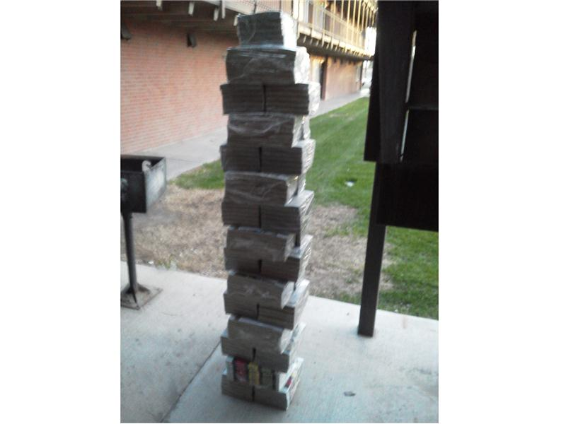 Tallest Stack Of Phone Books