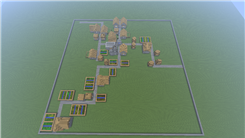 "Largest NPC Village In ""Minecraft"""