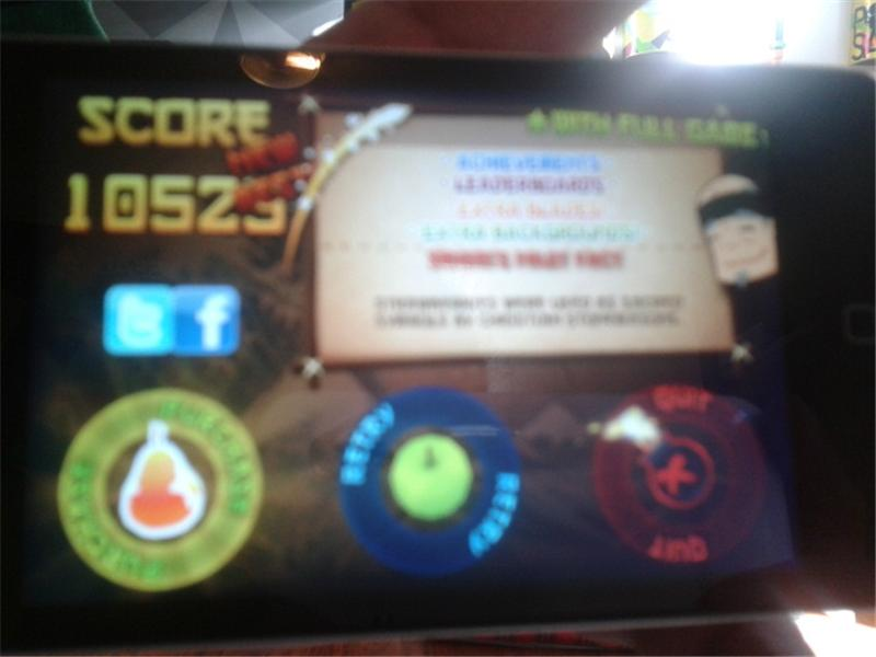 Highest Score In Classic Mode Of