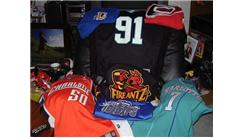 Largest Collection Of Jerseys From Different Professional Sports Teams In A Single State