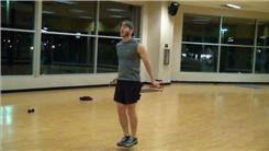 Most Double-Jump Rope Jumps In 30 Seconds