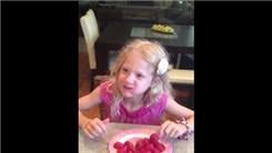 Most Strawberries Eaten By An Eight-Year-Old In One Minute