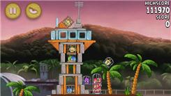 "Highest Score On Level 9-1 Of  ""Angry Birds Rio"""