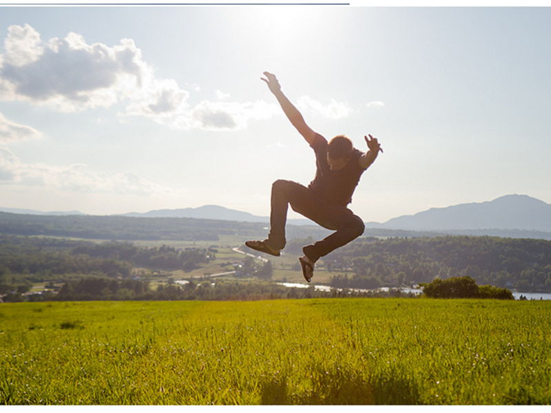 Most Photographs Of People Jumping By A Single Photographer