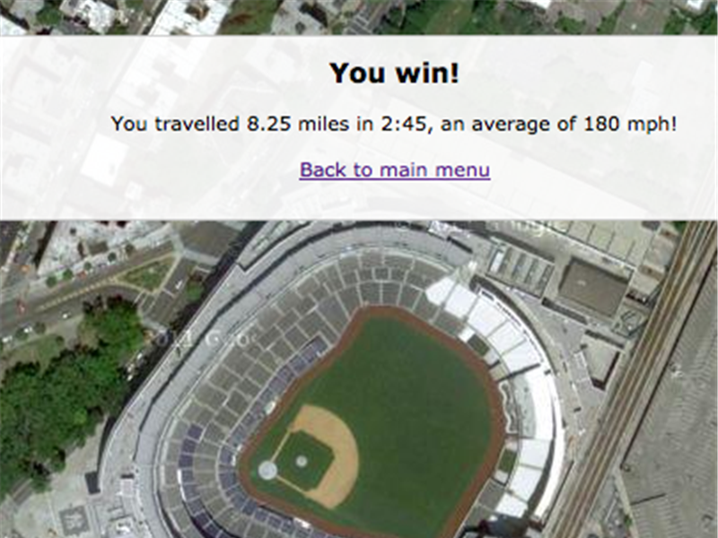 Fastest Trip From The Empire State Building To The Yankee Stadium In