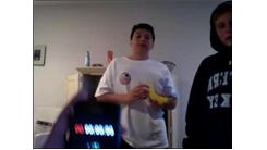 Fastest Time To Peel A Banana