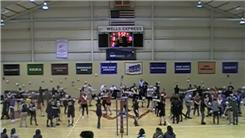 Most Volleyball Bumps On A Volleyball Court In One Minute