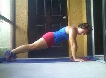 Fastest Time To Complete Five Variation 400-Rep Consecutive Push-Up Challenge