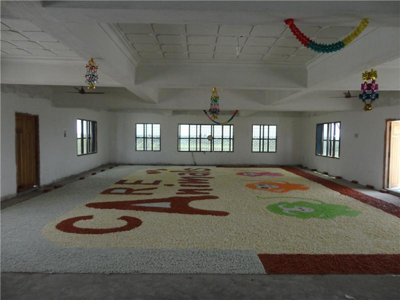 Largest Candy Mosaic