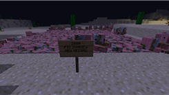 "Most Zombie Pigmen Spawned In ""Minecraft"""