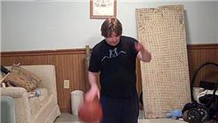 Fastest Performance Of 50 Forward Passes With A Yo-Yo While Dribbling A Basketball And Kneeling