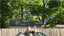 Most Catches Juggling Three Hula Hoops In Reverse Cascade Flat Fronts