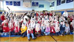 Largest Group Wearing Jellyfish Hats At Once