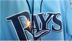 Largest Tampa Bay Rays Jersey Collection