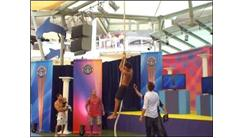 Most Times To Climb A Five-Meter Rope In One Minute