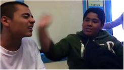 Longest Slap Boxing Match In Class