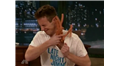 Most Hot Dogs Stuffed In A T-Shirt In 30 Seconds