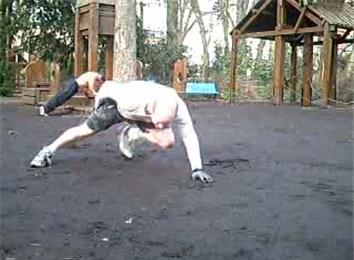 Most One-Armed 360-Degree Push-Ups