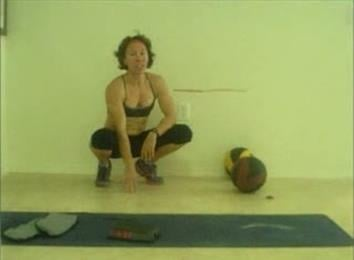 Most Leaping Mountain Climber Exercises On Two Medicine Balls In Five Minutes