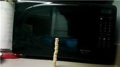 Tallest Honey Nut Cheerios Tower