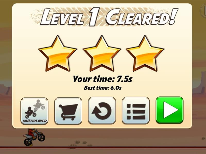 Fastest Time To Complete Level 1 Of