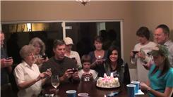 "Most People Singing ""Happy Birthday"" While Using Mobile Devices"