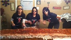 Largest Bacon Explosion