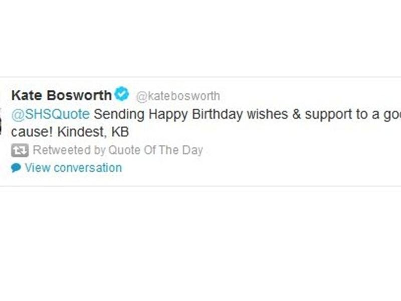 Most Birthday Wishes From Verified Celebrities On Twitter