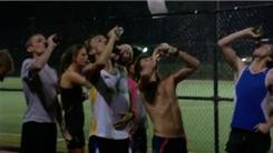 Fastest Beer Mile