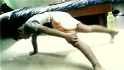 Most One-Armed Push-Ups By A Five-Year-Old