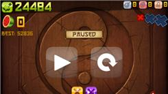 "Highest Score In Classic Mode Of ""Fruit Ninja"""