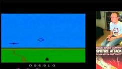 "Highest Score In ""Spitfire Attack"" (Atari 2600)"