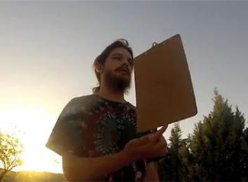 Longest Time Balancing A Clipboard On Finger