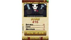"Shortest Distance Run In A Single Game Of ""Temple Run 2"""
