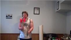 Most Consecutive Diabolo 'Around The Neck' Bounces