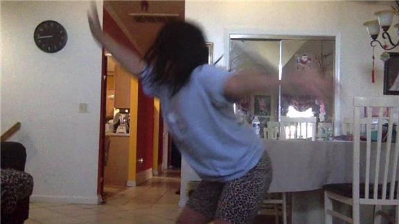 Most Cartwheels In One Minute
