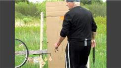 "Longest ""William Tell"" Shot Using A 22-Caliber Rifle"