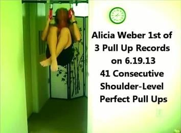 Most Shoulder-Level Perfect Pull-Ups