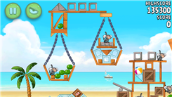 "Highest Score On Level 6-6 Of ""Angry Birds Rio"""