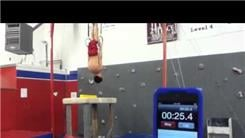 Longest Time Hanging Upside Down On Rings