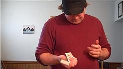 Most Consecutive One-Handed Full Flips Of The Top Card On A Deck Of Playing Cards In 30 Seconds