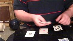 "Fastest Time To Perform ""Macdonalds Aces"" Playing Card Routine"