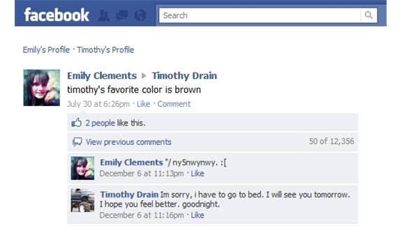 for facebook wall. Longest Comment Thread On A Facebook Wall Post ...