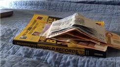 Most Euros Put On A RecordSetter Book Of World Records