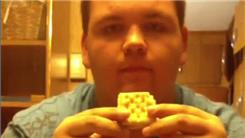 Fastest Time To Eat Three Saltines