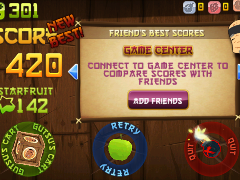 Highest Score In Arcade Mode Of