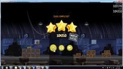 "Highest Score On Level 1-13 Of ""Angry Birds Rio"""