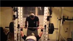 Heaviest Raw Bench Press (Athlete Under 225 Lbs.)